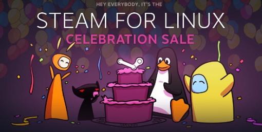 Steam para GNU Linux